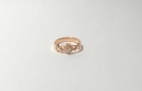 Кольцо женское кладдахское