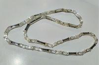 Эксклюзивная серебряная цепочка Cartier