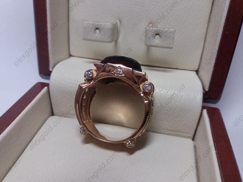Золотой перстень Черный принц
