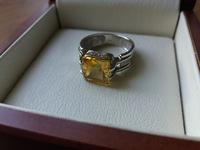 Красивое мужское кольцо