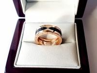 Мужское кольцо Bulgari