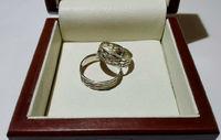 Интересные обручальные кольца