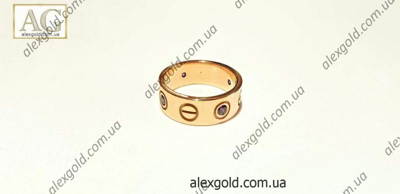 Женское кольцо Cartier Love