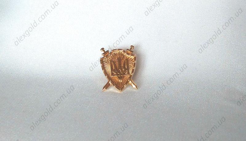Значок герб Украины эмблема