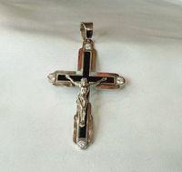 Крест с ониксом