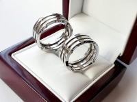 Эксклюзивные обручальные кольца Барака Baraka