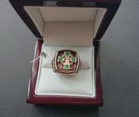 Мужское православное кольцо