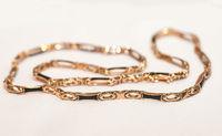 Золотая цепочка мужская Chanel