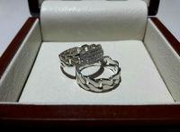 Обручальные кольца как цепи